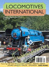 Locomotives International 109 – August/September 2017