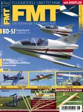 Flugmodell und Technik (FMT) 2017-08