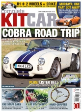 Complete Kit Car – August 2017