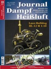 Journal Dampf und Heißluft 2017-03