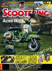 Scootering – August 2017