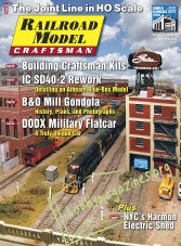 Railroad Model Craftsman - August 2017