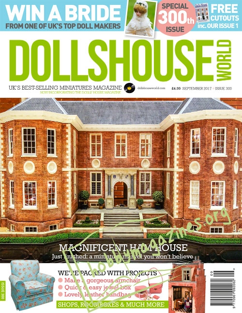 Dolls House World – September 2017
