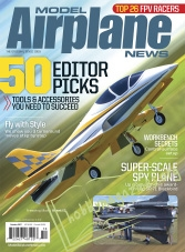 Model Airplane News - October 2017