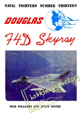 Naval Fighters 013 - Douglas F4D Skyray