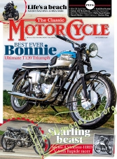 The Classic Motorcycle - September 2017