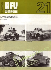 AFV Weapons Profile 21 - Armoured Cars