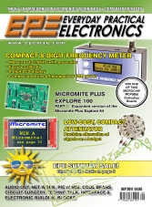 Everyday Practical Electronics – September 2017