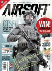 Airsoft International - Volume 13 Issue 2 2017