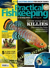 Practical Fishkeeping – September 2017