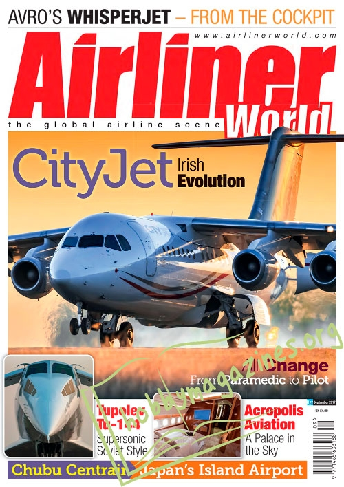 Airliner World – September 2017