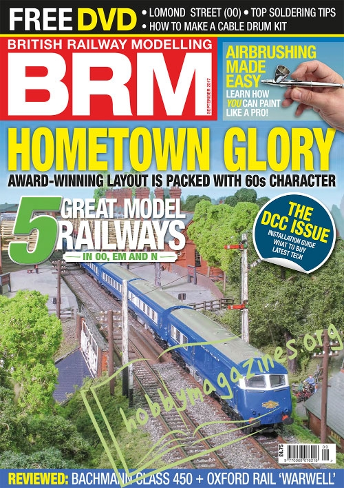 British Railway Modelling – September 2017