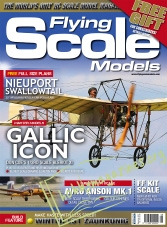 Flying Scale Models – September 2017