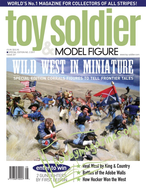 Toy Soldier and Model Figure Special Edition 2017-02