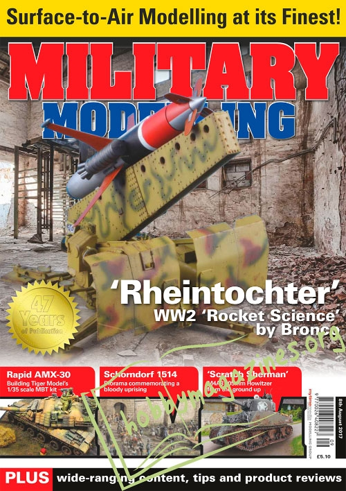 Military Modelling Vol.47 No.09 - 8th August 2017