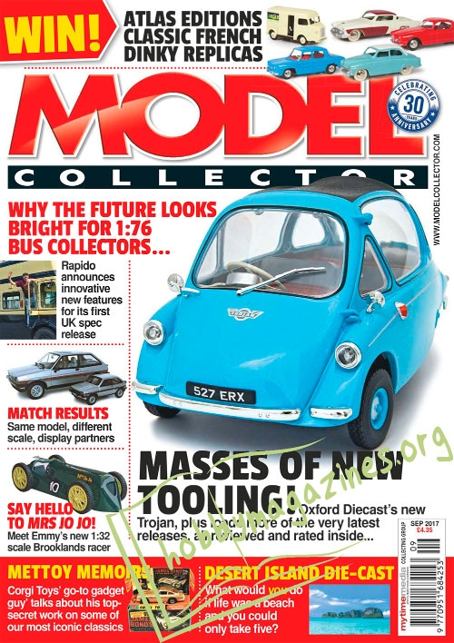 Model Collector - September 2017