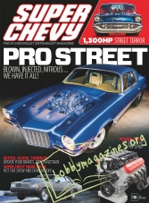 Super Chevy – February 2017