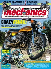 Classic Motorcycle Mechanics - September 2017