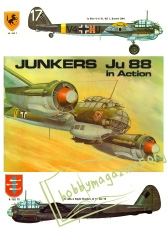 Aircraft In Action 016 - Junkers Ju88