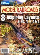 Model Railroader Special : Great Model Railroads 1997