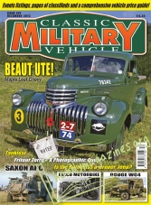 Classic Military Vehicle - December 2012