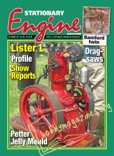 Stationary Engine – October 2017