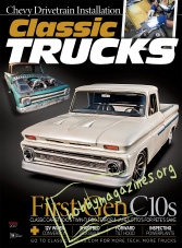 Classic Trucks – March 2017