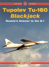 Red Star 09 - Tupolev Tu-160 Blackjack