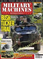 Military Machines International - January 2013