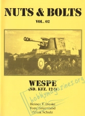 Nuts & Bolts 02 : Wespe (Sd.Kfz.124)