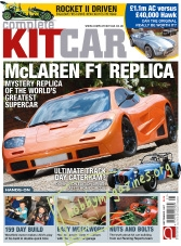 Complete Kit Car – September 2017