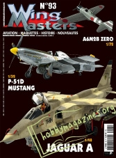 Wing Masters 093 - Mars/Avril 2013