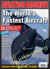 Aeroplane Collector's Archive : The World's Fastest Aircraft