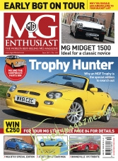 MG Enthusiast – June 2017