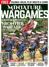 Miniature Wargames – September 2017