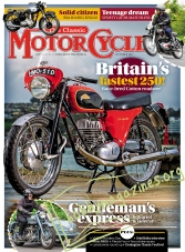 The Classic MotorCycle – October 2017