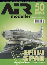 AIR Modeller 50 - October/November 2013