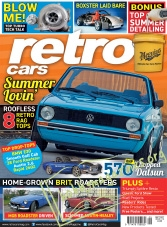 Retro Cars - September 2017