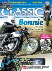 Classic Bike Guide – September 2017