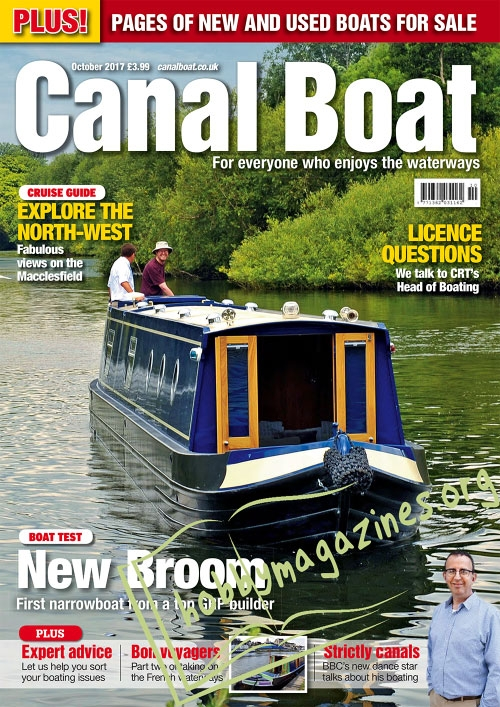 Canal Boat – October 2017