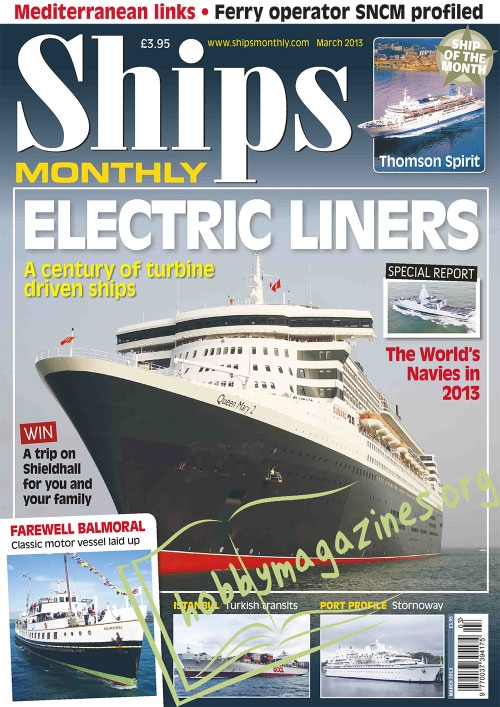 Ships Monthly - March 2013