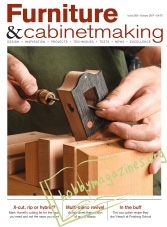 Furniture and Cabinetmaking – October 2017