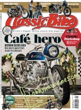 Classic Bike – September 2017