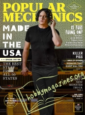 Popular Mechanics - July/August 2017