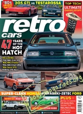 Retro Cars - October 2017