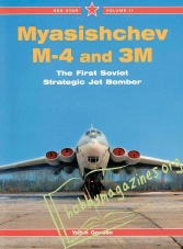 Red Star 11 - Myasishchev M-4 and 3M