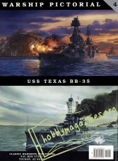 Warship Pictorial 04 : USS Texas BB35