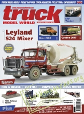 Truck Model World - September/October 2017