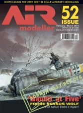 Air Modeller 52 - February/March 2014