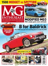 MG Enthusiast - October 2017